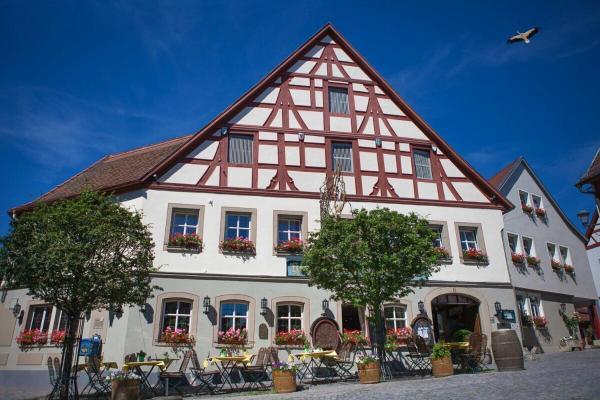 Hotel Pictures: Flair Hotel zum Storchen, Bad Windsheim