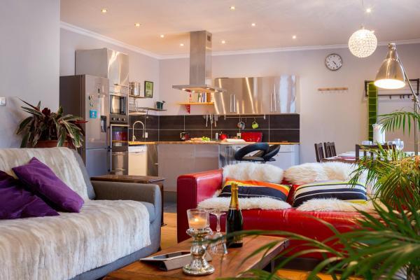 Hotel Pictures: Apartment Klimt Briancon, Briançon