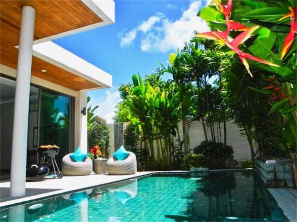 Foto Hotel: Ka Villa : Peaceful 3 Bedrooms, Rawai Beach