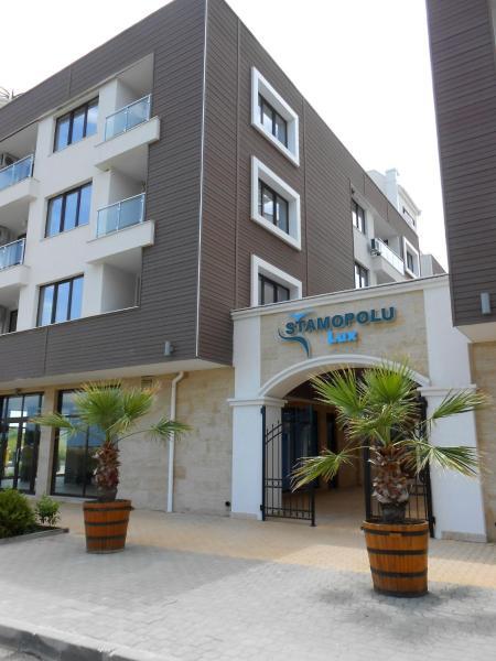 Fotos do Hotel: Apartments Stamopolu Lux-Building B, Primorsko