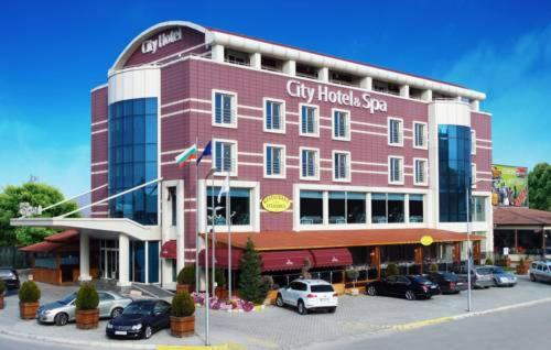 Fotografie hotelů: City Hotel Plovdiv, Plovdiv