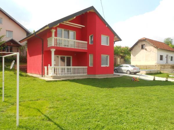 Hotelfoto's: Red Holiday Home, Donje Vlakovo