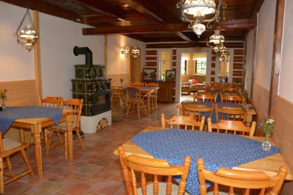 Hotel Pictures: Penzion Bouda Na stráni, Dolní Malá Úpa