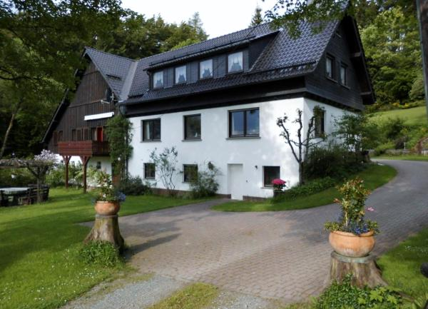 Hotelbilleder: Haus Auf der Trambach, Hallenberg