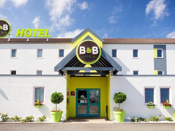 Hotel Pictures: B&B Hôtel MULHOUSE Ile Napoléon, Illzach