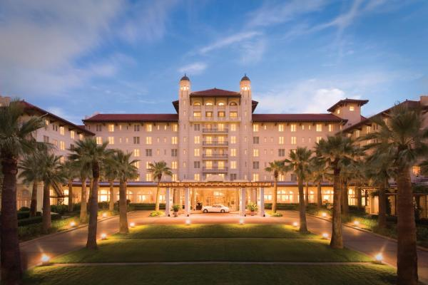 Hotellikuvia: Hotel Galvez and Spa, A Wyndham Grand Hotel, Galveston