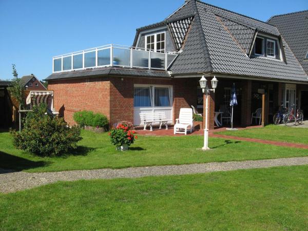 Hotel Pictures: Haus-Nordseemelodie-Wohnung-9, Wittdün