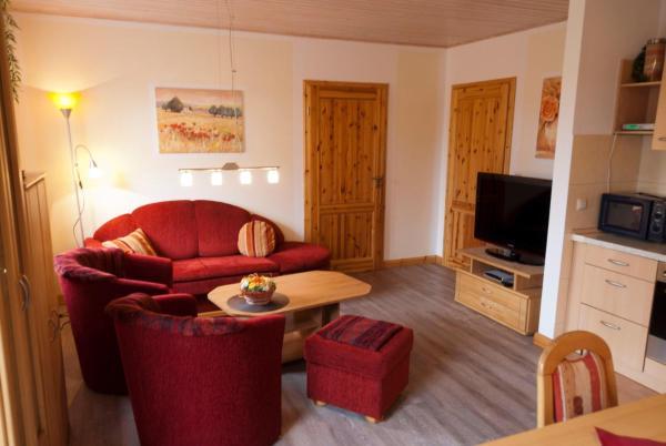 Hotelbilleder: Hof-Steinberg-Ferienwohnung-Foern-Deeg, Bleckede
