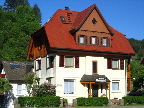 Hotel Pictures: Appartementhaus-Wiesengrund-Fewo4, Schönmünzach