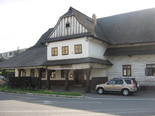 Hotel Pictures: Zájezdní Hostinec Krčma, Lanškroun