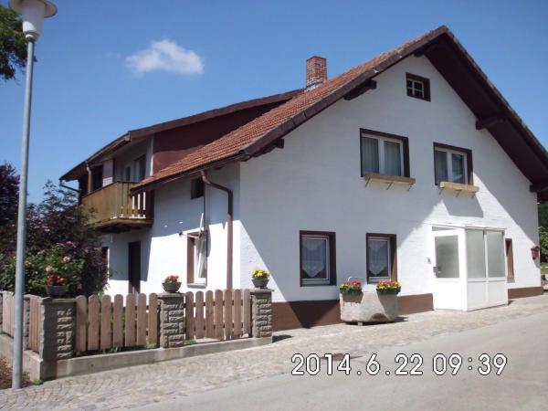 Hotelbilleder: Ferienhaus-S-Kasbergl, Wegscheid
