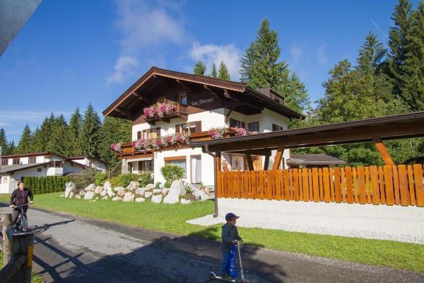 Фотографии отеля: Haus-Mitterhorn-im-PillerseeTal-Ferienwohnung-B, Санкт-Ульрих-ам-Пиллерзее