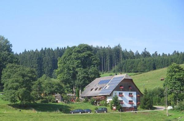 Hotel Pictures: Ferienhof-Gerda-Ferienwohnung-Talblick, Oberkirnach