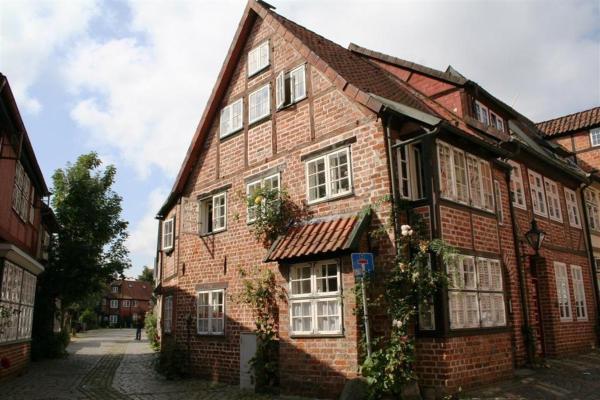 Hotelbilleder: Altstadt-Lueneburg-Ferienwohnung-Neue-Strasse-Auf-dem-Meere, Lüneburg