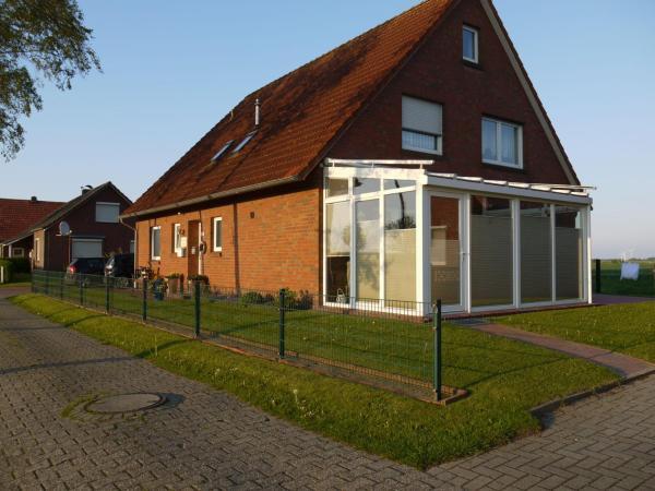 Hotel Pictures: Osterdeich-Wohnung-4, Neßmersiel