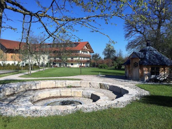 Hotel Pictures: Destina-Wohnung-Hl-Franziskus, Chieming