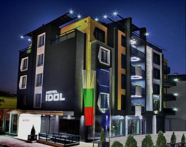 Hotelbilleder: Hotel Idol, Targovishte