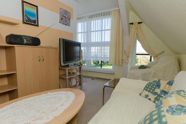 Hotel Pictures: 39-qm-Ferienwohnung-in-Dalkvitz-in-der-Naehe-von-Binz, Zirkow