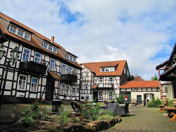 Hotel Pictures: Dachs-Ferienwohnung-fuer-13-Personen, Rosenthal