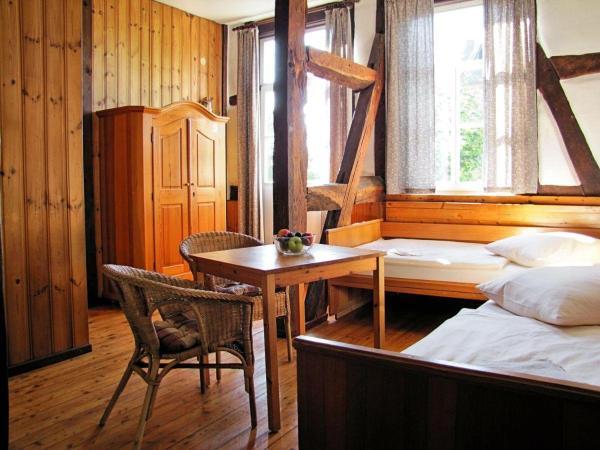 Hotel Pictures: Hirsch-Ferienwohnung-fuer-8-Personen, Rosenthal