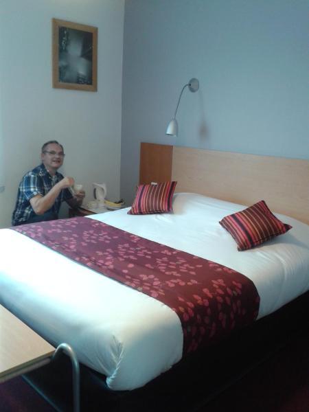 Hotel Pictures: Hotel Bristol, Châlons-en-Champagne