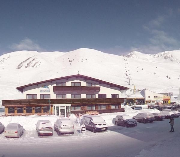 酒店图片: Sonne & Schnee in Kühtai, 库哈台