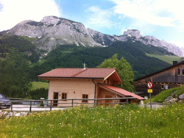 Fotografie hotelů: Haus Rosa Maria, Annaberg im Lammertal