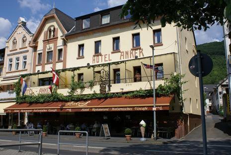 Hotel Pictures: ANKER Hotel-Restaurant, Kamp-Bornhofen