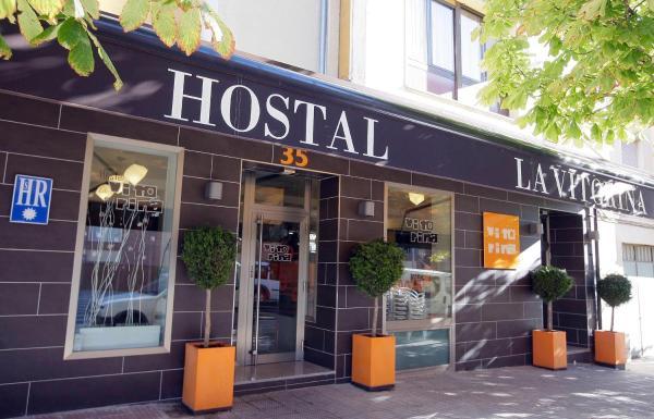 Hotel Pictures: Hostal Vitorina, Soria