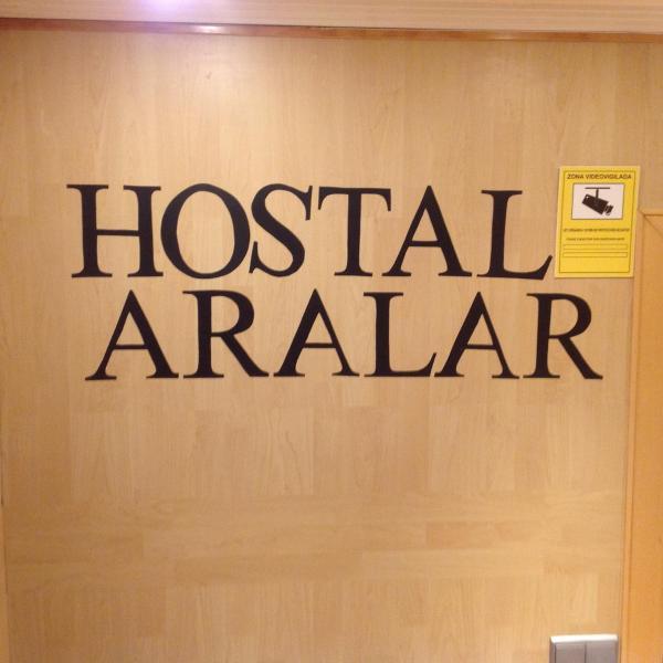Hotel Pictures: Hostal Aralar, Pamplona