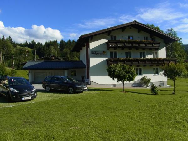 Fotos del hotel: Gästehaus Walpurga, Russbach am Pass Gschütt