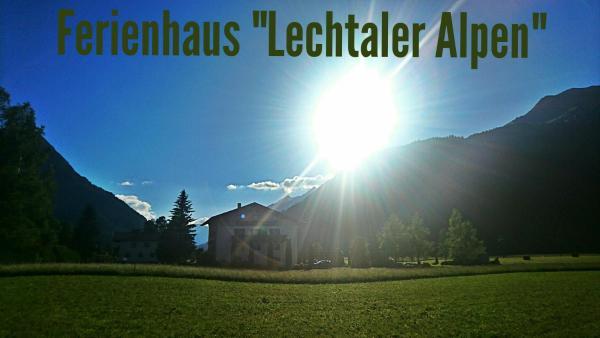 Hotel Pictures: Ferienhaus Lechtaler Alpen, Bach