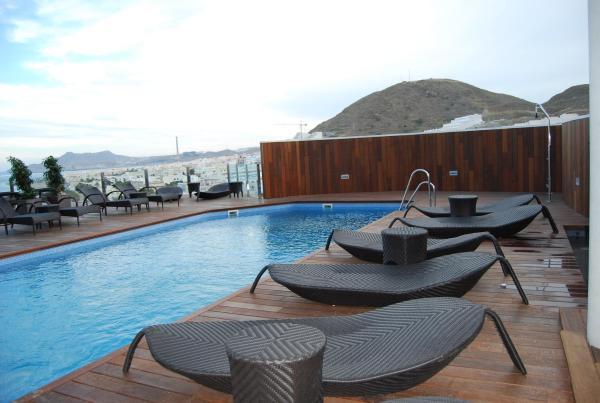 Hotel Pictures: Hotel Valhalla Spa, Carboneras