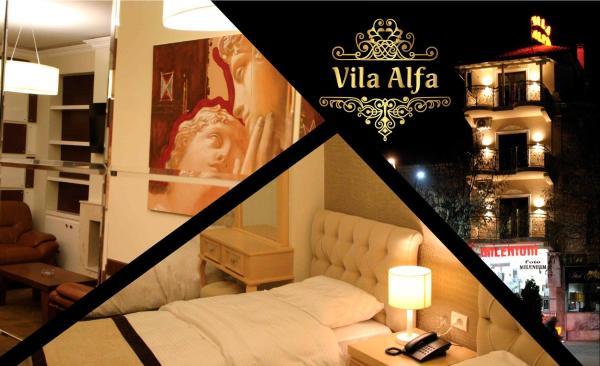 酒店图片: Hotel Vila Alfa, Korçë