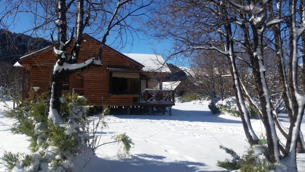 Hotel Pictures: Tatas Haus, Nevados de Chillan