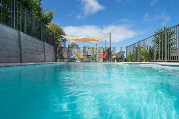 Fotos do Hotel: Sea Breeze with Sparkling Pool, Rye