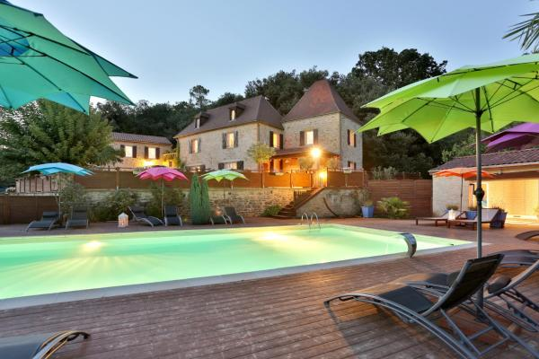 Hotel Pictures: Domaine de Campagnac - Spa & Sauna, Carsac-Aillac