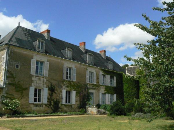 Hotel Pictures: MANOIR DE VILAINES, Varennes