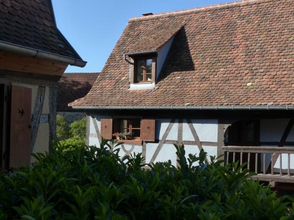Hotel Pictures: Les Lettres de mon Moulin, Obermodern