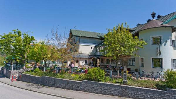 Foto Hotel: Landhotel Mariensäule, Wernstein am Inn