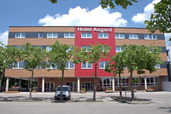 Hotel Pictures: Hotel Asgard, Gersthofen