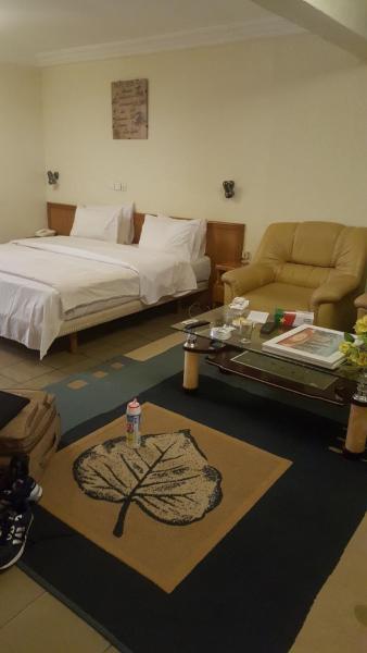 酒店图片: Pacific Hotel Ouagadougou, Ouagadougou
