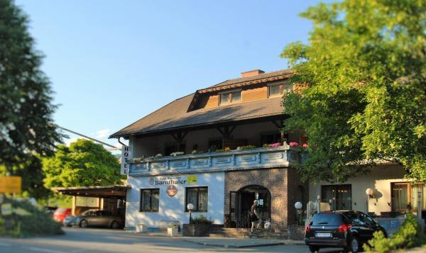Fotografie hotelů: Bärnthaler Gasthof Restaurant, Bad Sankt Leonhard im Lavanttal