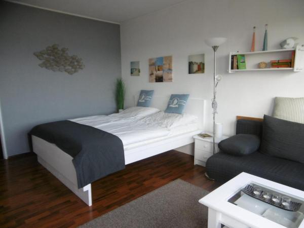Hotelbilleder: Ferienwohnung-am-Suedstrand, Burgtiefe auf Fehmarn