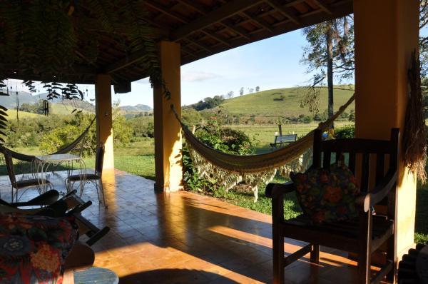 Hotel Pictures: Pousada Casa Da Fazenda, Paraisópolis