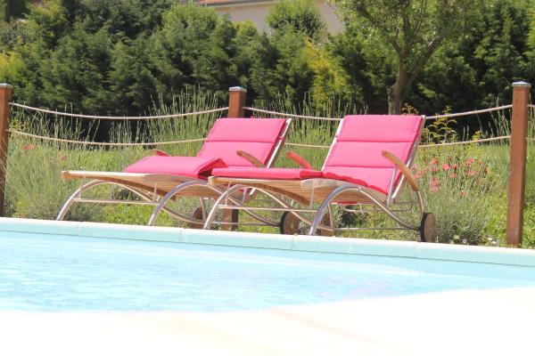 Hotel Pictures: , Saint-Désirat