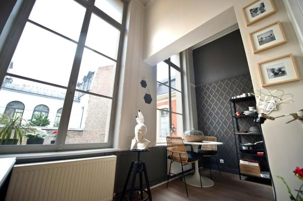Fotografie hotelů: Apartment Rue Royale, Lille