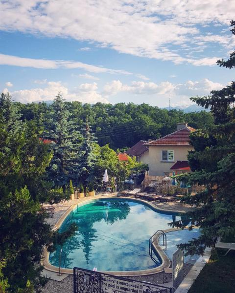 Fotos do Hotel: Hotel Vitalis, Pchelin