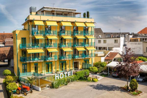 Hotellikuvia: Hotel Restaurant Zur Alten Post, Leibnitz