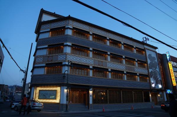 Zdjęcia hotelu: Jeonju Taejogung Tourist Hotel, Jeonju